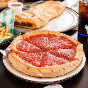 Cheese (Pan Style Crust)
